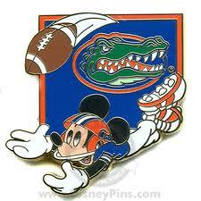 Florida Gators Pin