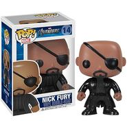 Funko Pop! Nick Fury