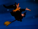Hazel-witch