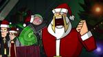 McFist Santa Claus