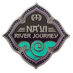 Na'vi River Journey Pin - Pandora The World of Avatar - Avatar