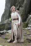 Old Luke Skywalker
