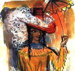 Pocahontas as Englishwoman Concept