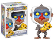 Rafiki with Simba POP