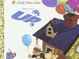 Up (Little Golden Book)