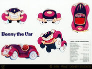 Who framed roger rabbit artwork character design 68
