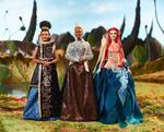AWIT - Barbie dolls