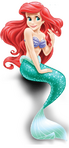 Ariel mermaid redesign