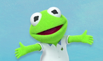 Baby Kermit 2018 background