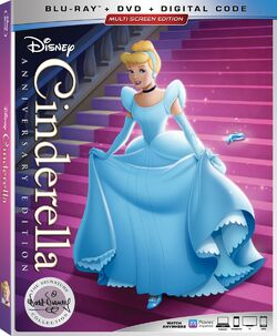 Cinderella Signature Edition cover art