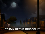 Dawn of the Driscoll