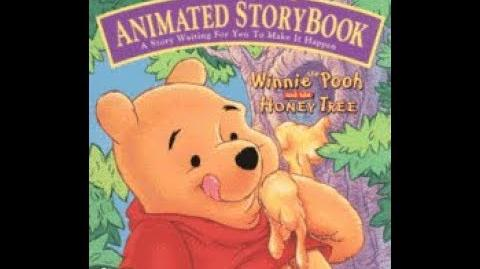 Disney's Animated Storybook Winnie the Pooh and the Honey Tree (Read Along)