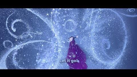 "Disney's Frozen - ""Let It Go"" Sing-Along Version"