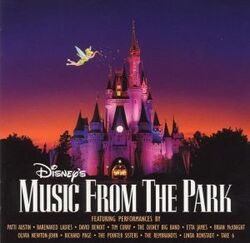 Disney's Music From The Park (1996 CD)