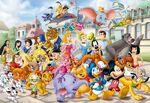 Disney Educa Borras Parade puzzle