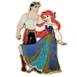 Disney Fairytale Designer Collection Limited Edition Pin The Little Mermaid