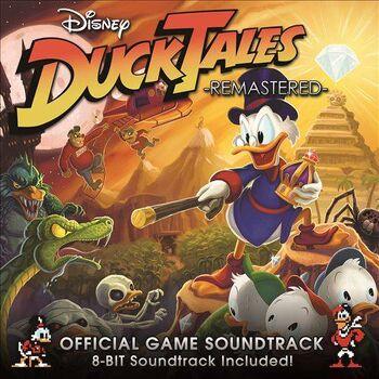 DuckTales Remastered (soundtrack) | Disney Wiki | FANDOM