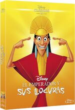 Emperor's New Groove Spain Blu-ray Classics