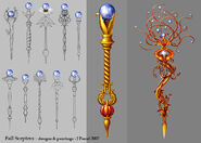 Fall Scepters concept art 3