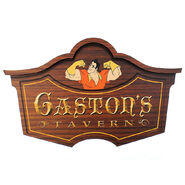Gaston's Tavern Wall Sign