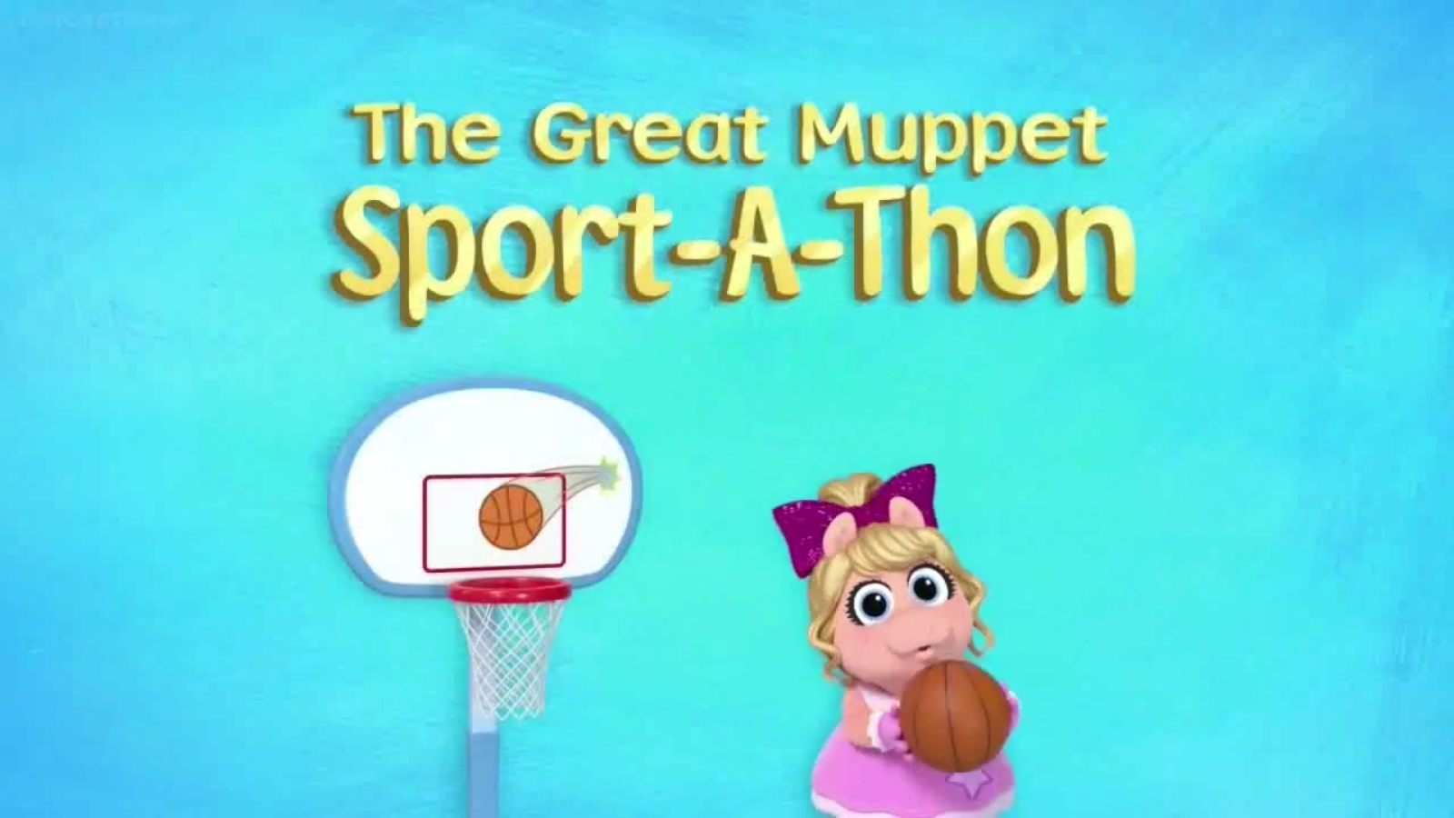 The Great Muppet Sport-A-Thon | Disney Wiki | FANDOM powered