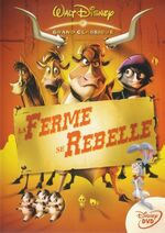 Home on the Range 2005 France DVD