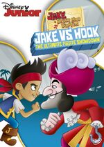 Jake Vs Hook DVD