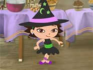 June witch halloween