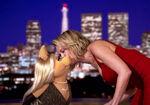 Kiss Chelsea Handler and Piggy
