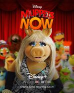 Muppets Now Disney+ poster 3