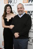 Paul Giamatti & Kathryn Hahn NYFF