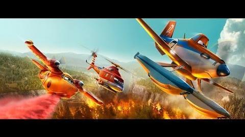 Planes 2 - Immer im Einsatz (Trailer English)