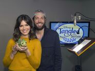TTS - Mandy Moore and Zachary Levi