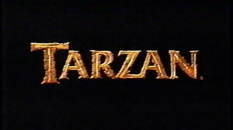Tarzan (1999) Promo 2 (VHS)