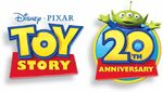 Toy Story's 20th Anniversary