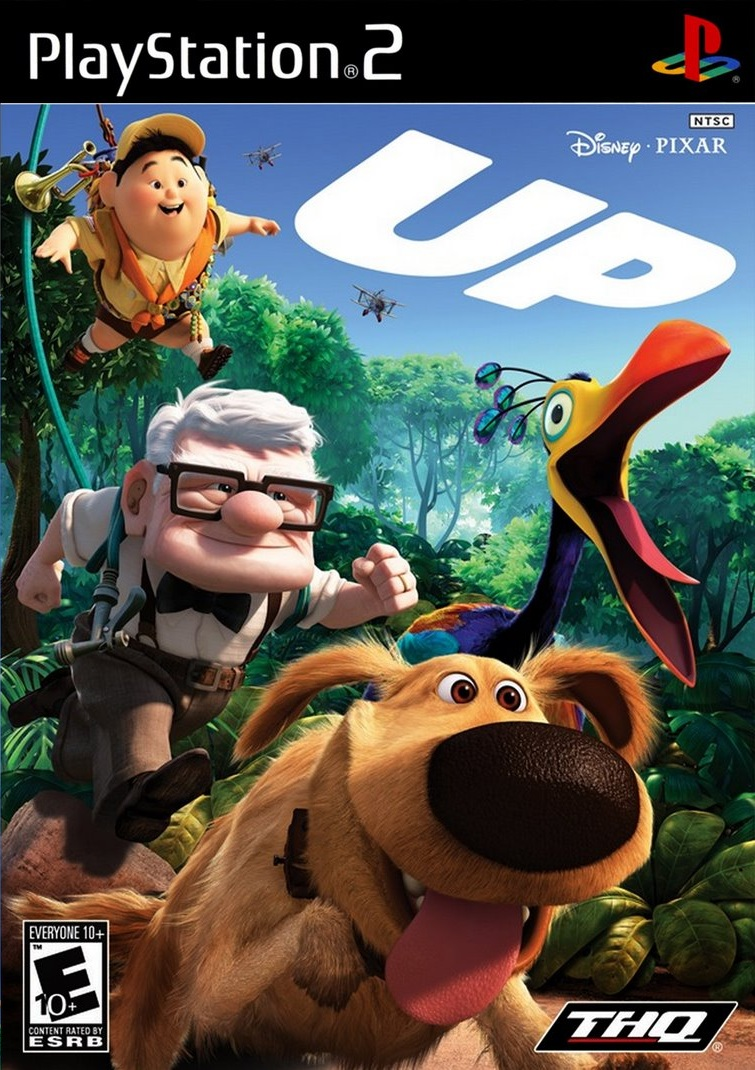 Uncategorized Pixar Games up video game disney wiki fandom powered by wikia game