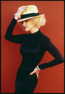 1990 herb ritts dick tracy 45 758188 72491