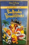 Bedknobs and Broomsticks 2002 AUS VHS