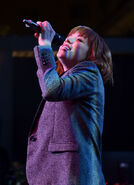 Carly Rae Jepsen performs at City Year LA