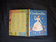 Cinderella little golden book 1950