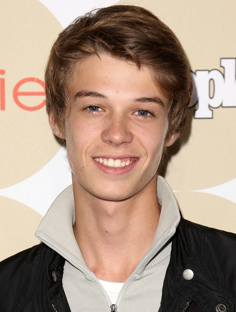 Colin Ford jared padalecki
