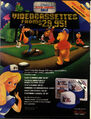 DisneyVideocassettes