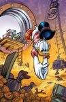 DuckTales (Boom! Studios) Issue 4A textless