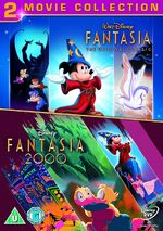 Fantasia Box Set 2012 UK DVD