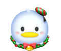 Holiday Donald Tsum Tsum Game