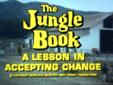 The Jungle Book: A Lesson in Accepting Change