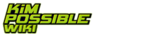 Kim Possible Wiki Wordmark