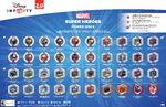 Marvel power Discs