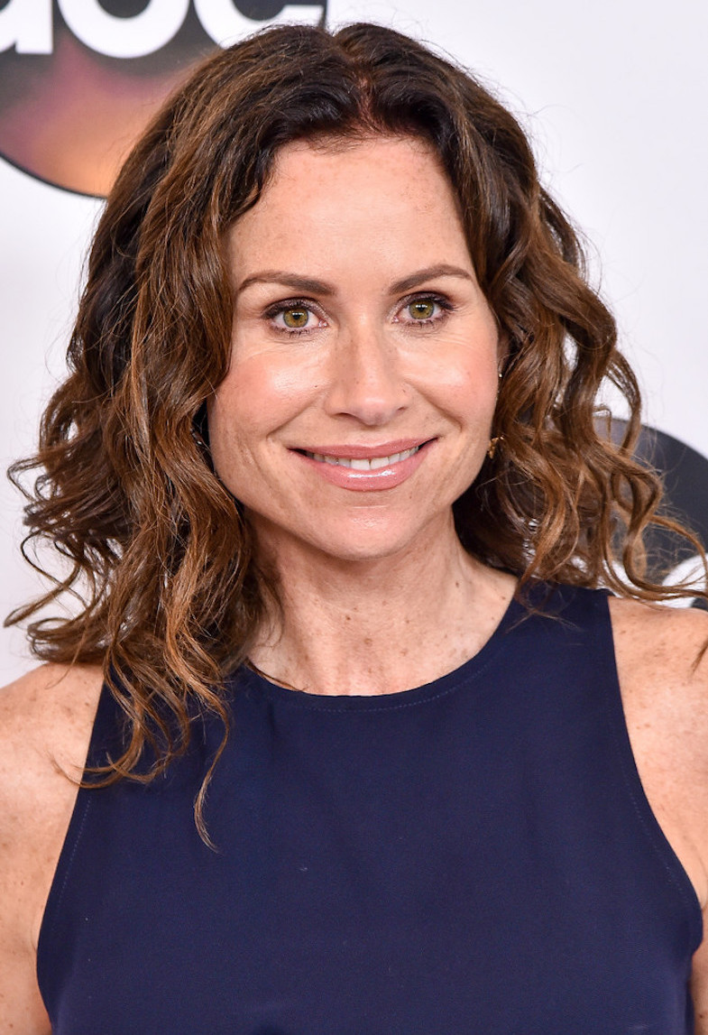 Watch Minnie Driver video