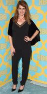 Nia Vardalos at Post Golden Globes Party